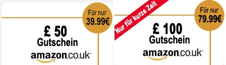 amazon uk gutscheine