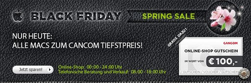 black friday cancom