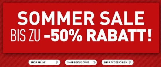 PUMA Sommer Sale