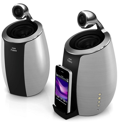 Philips SoundSphere-Mini-Dockingstation DS 6600