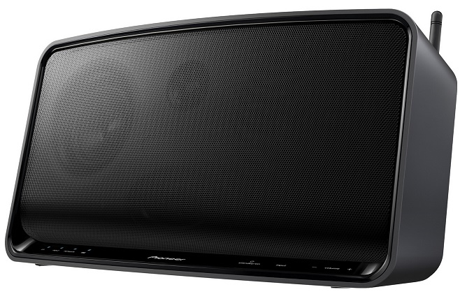 Pioneer XW-SMA3-K Wireless Streaming-Speaker