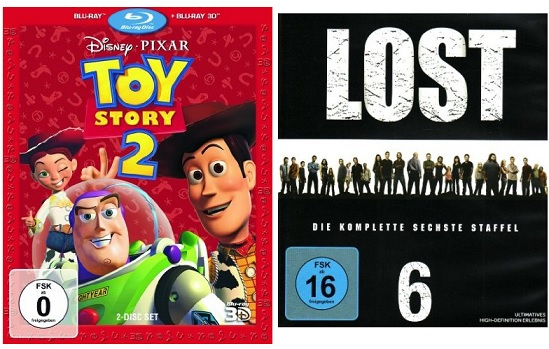 lost toy story
