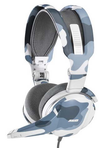 AKG GHS 1 Gaming Headset Camouflage