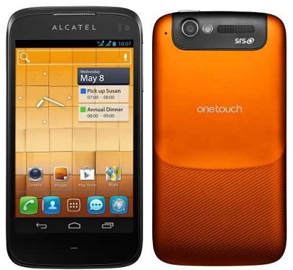 Alcatel One Touch ULTRA 997D Orange