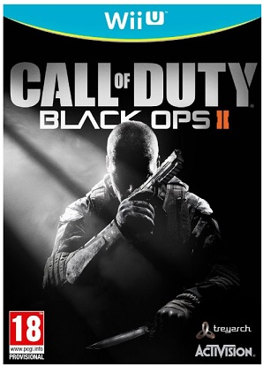 Call of Duty Black Ops II WiiU