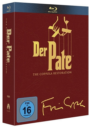 Der Pate - The Coppola Restoration bluray