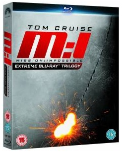 Mission Impossible Bluray