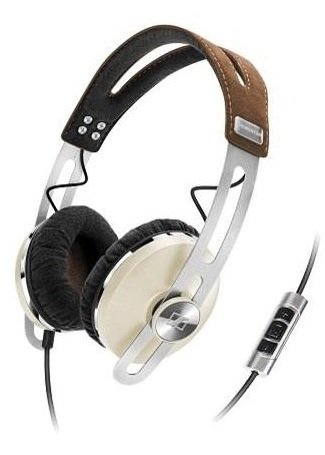 Sennheiser Momentum On-Ear Headphones - Ivory