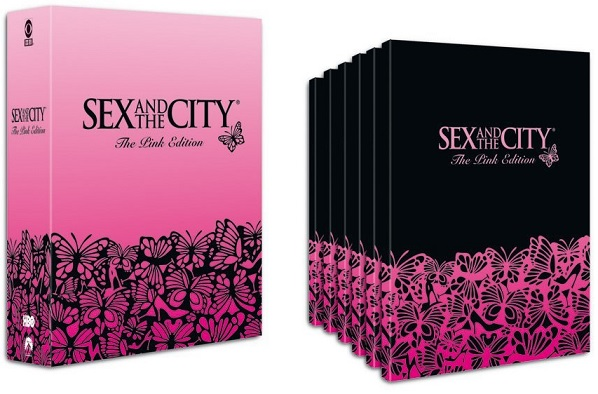 Sex and the City The Pink Edition