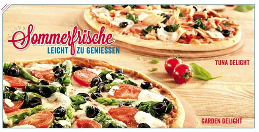 Sommerfrische Dominos