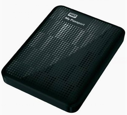 WD My Passport 500GB USB 3.0
