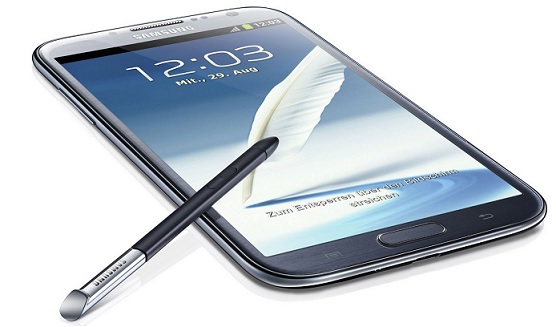 samsung galaxy s2 note