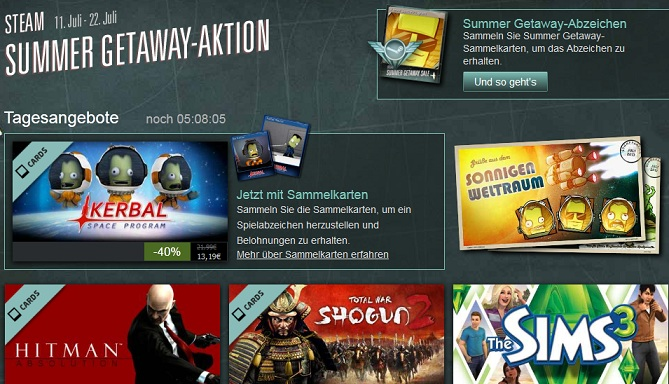 steam summer getaway sale