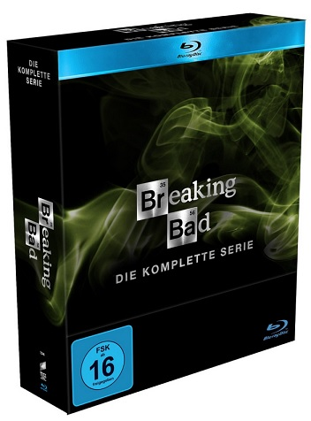 Breaking Bad kOMPLETTE Serie