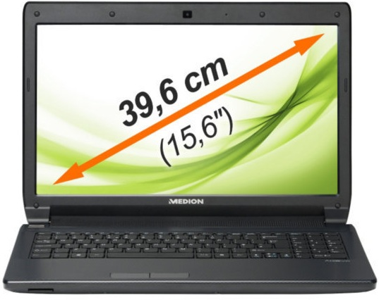 MEDION MD 99050 E6228 Notebook