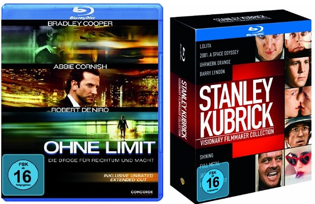 Ohne Limit Bluray Stanley Kubrick