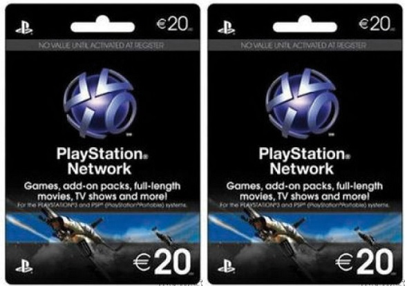 PSN Livecards