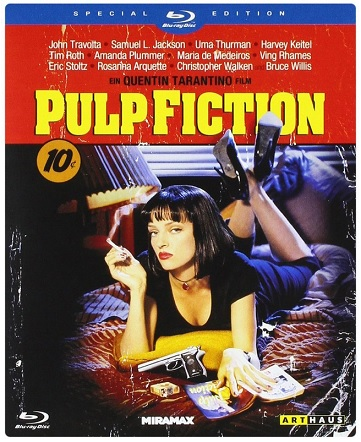 Pulpfiction bluray