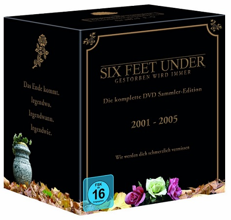 Six Feet Under - Die komplette Serie