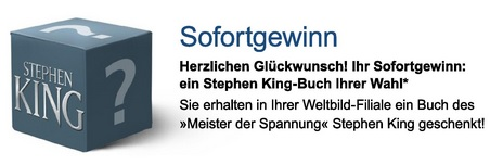 Stephan King Buch