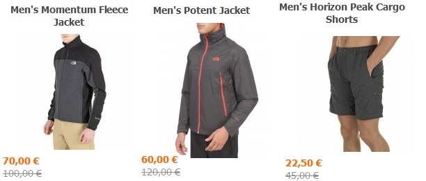 The North Face Angebote