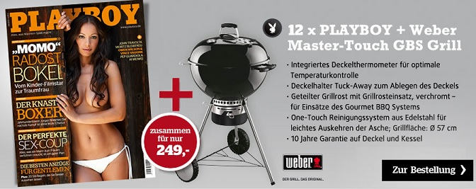 weber grill playbo abo