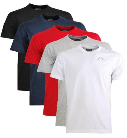 Kappa T-Shirt 2er Pack