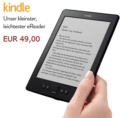 amazon kindle wlan