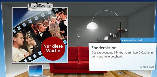 o2 Sonderaktion gratis Film