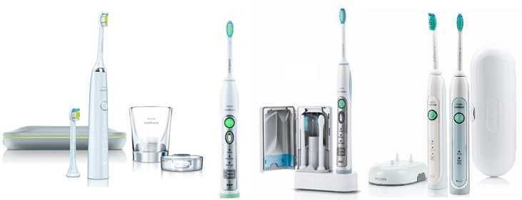 sonicare philips