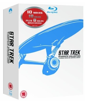 star trek komplettbox