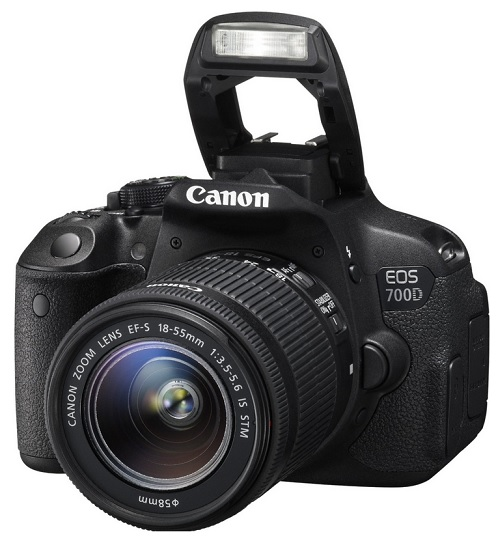 Canon EOS 700D Kit 18-55 mm