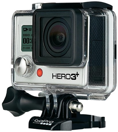 GoPro Hero HD3+ Black Edition Surf 3660-022 Hero HD3+