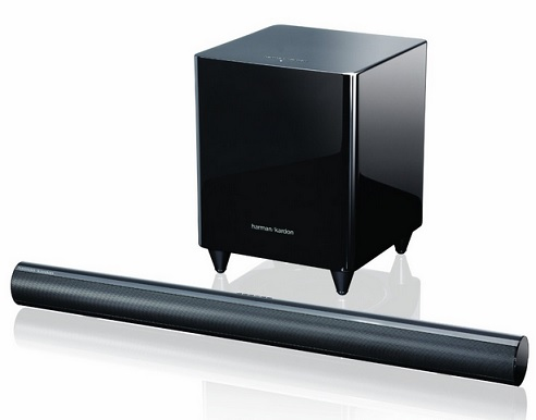 Harman Kardon SB 30 5.1 Soundbar mit Subwoofer