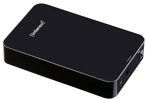 Intenso Memory Center 3 TB externe Festplatte