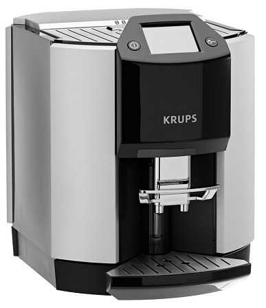 Krups EA9000 Kaffee-Vollautomat One-Touch-Cappuccino