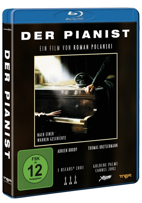 der pianist bluray