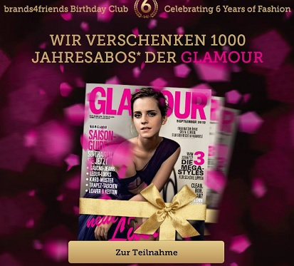 glamour abo