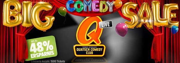 quatsch comedy club tickets