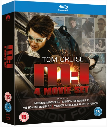 tom cruise bluray