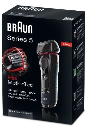 Braun Series 5 5030s-5 Electric Shaver