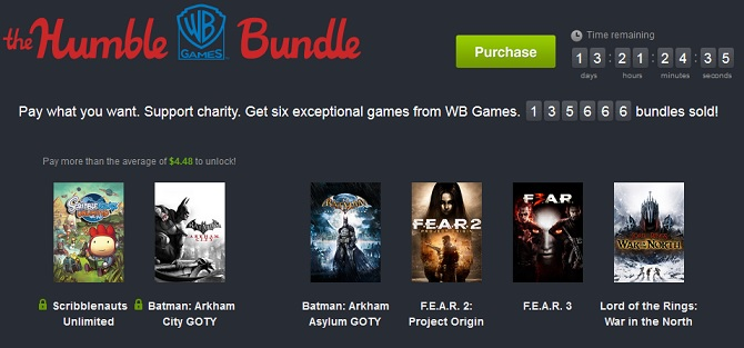Humble Bundle 2013