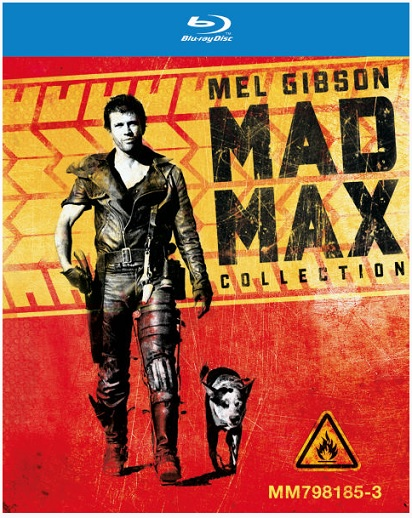 Mad Max Bluray