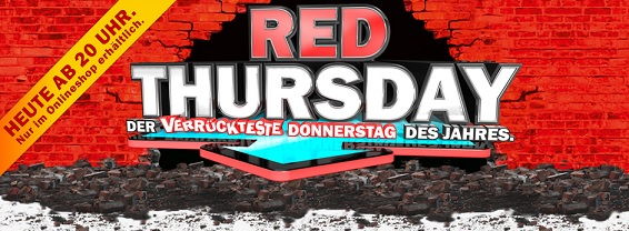 Media Markt Red Thursday