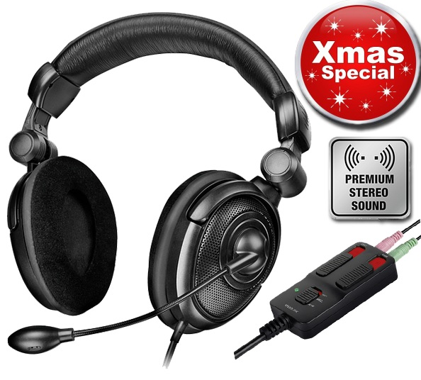 SPEEDLINK MEDUSA NX Core Gaming Stereo Headset