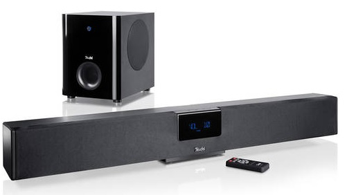 Teufel Virtual Surround Cinebar 21 2.1 Soundbar