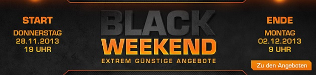 black weekend saturn