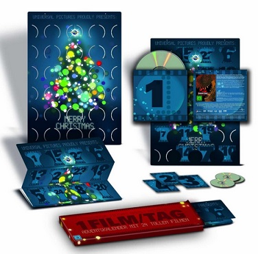 dvd adventskalender