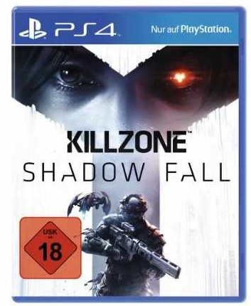 Killzone Shdow Fall PS4
