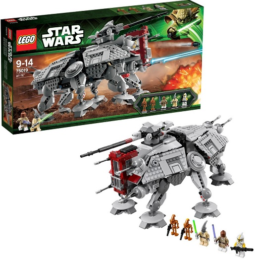 Lego Star Wars 75019 AT TE